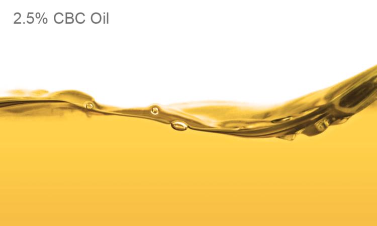 2.5% CBC Oil