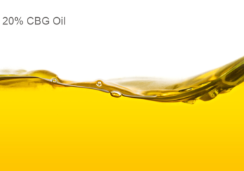 20% CBG Oil