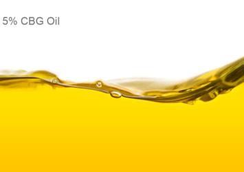 5% CBG Oil