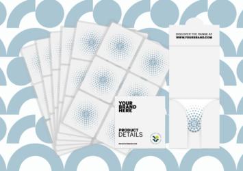CBD patches white label