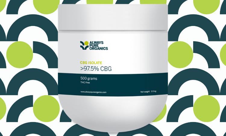 CBG isolate bulk UK