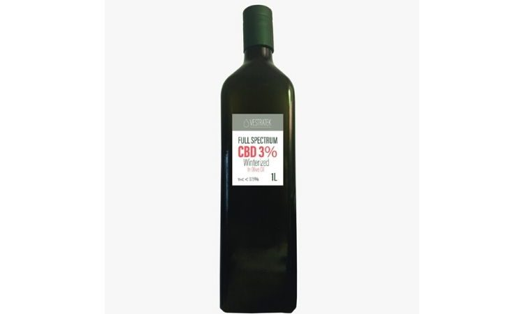 CBD Oil 3% Crude in Ethanol