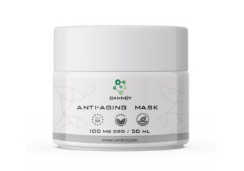 CBD mask anti aging