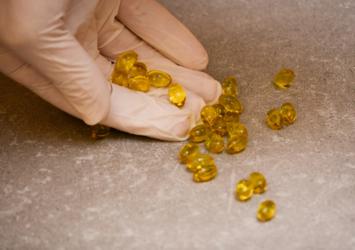 CBD softgel capsules bulk