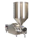 adelphi response benchtop filling machine for CBD oils