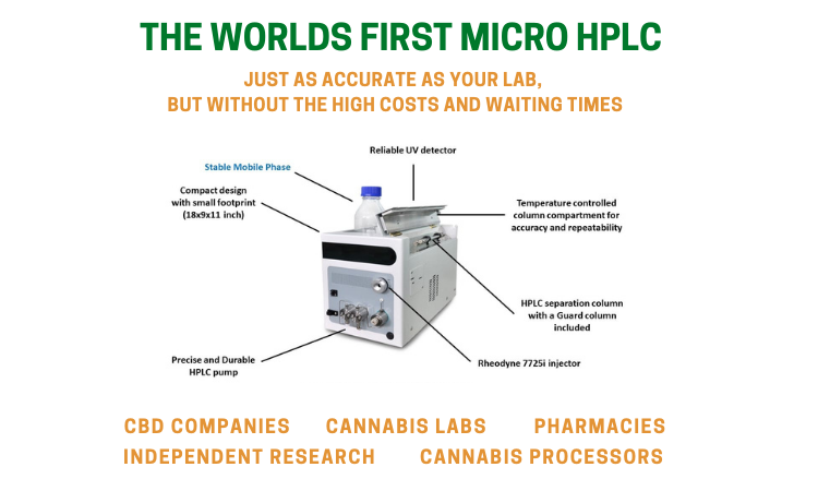 The world's first Micro HPLC