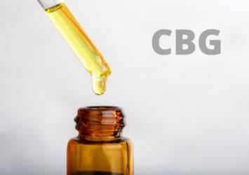 CBG Water Soluble Liquid