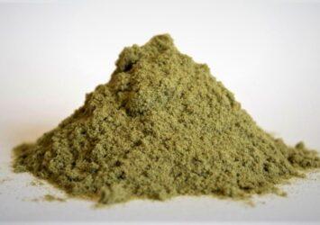 CBD kief / pollen bulk