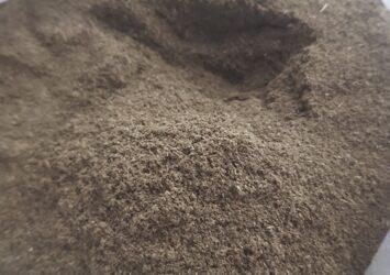 Futura 75 Raw Hemp Biomass