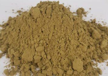 CBD kief pollen bulk