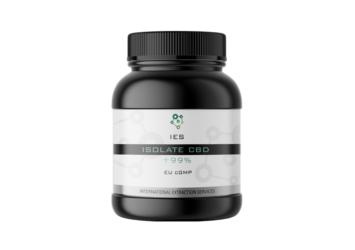 CBD isolate 99% EUGMP wellness grade greece