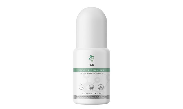 CBD sport cream (roll on) 250 mg