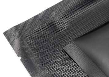THCONTAINERS Black Vacuum Bags