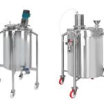adelphi mixing & blending vessels for CBD oils