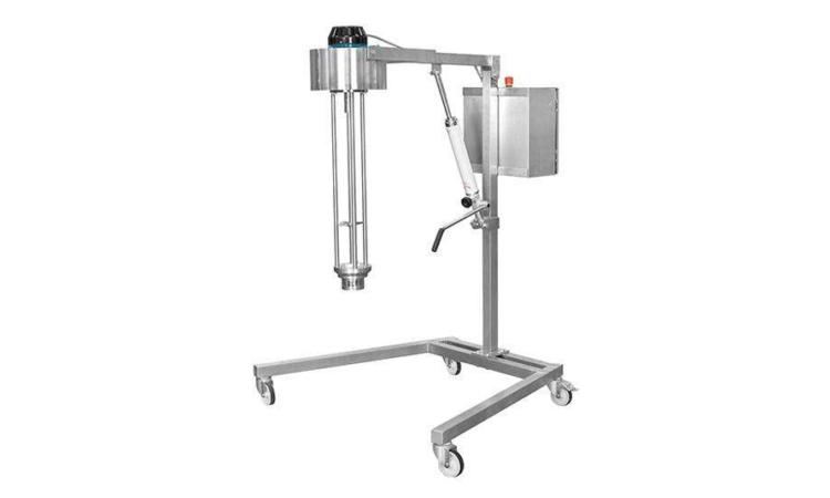 adelphi high shear & propeller mixers for CBD oils