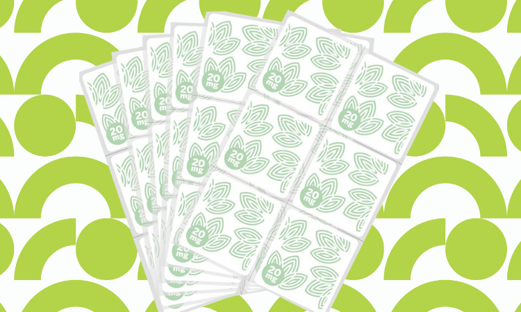 Always Pure Organics CBD patches bulk