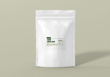 CBD isolate 99.9% US-GMP